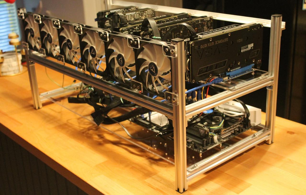 AAAwave 8 GPU frame