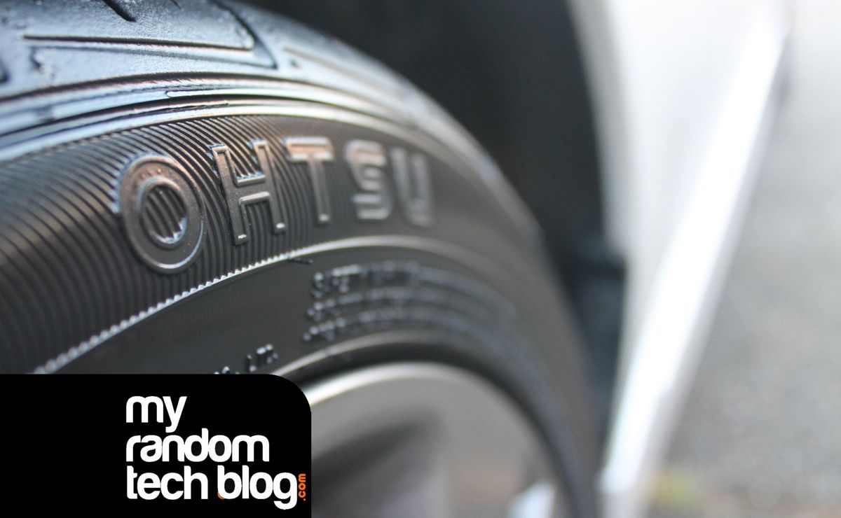 OHTSU FP0612 A/S Tire review.