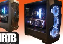Vertical GPU mount in Antec DF500