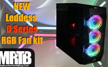 DS Leddess D series 3x 120mm fan kit