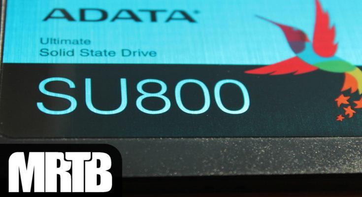 ADATA SU800 Ultimate 1TB SSD review