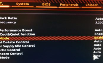 How to enable SVM for AMD-V is disabled in the BIOS