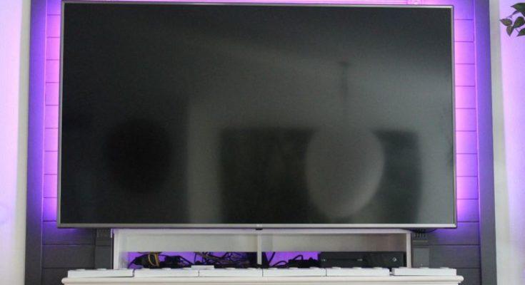 cheap 70 inch tv bias lighting final