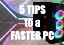 5 tips to make your computer faster
