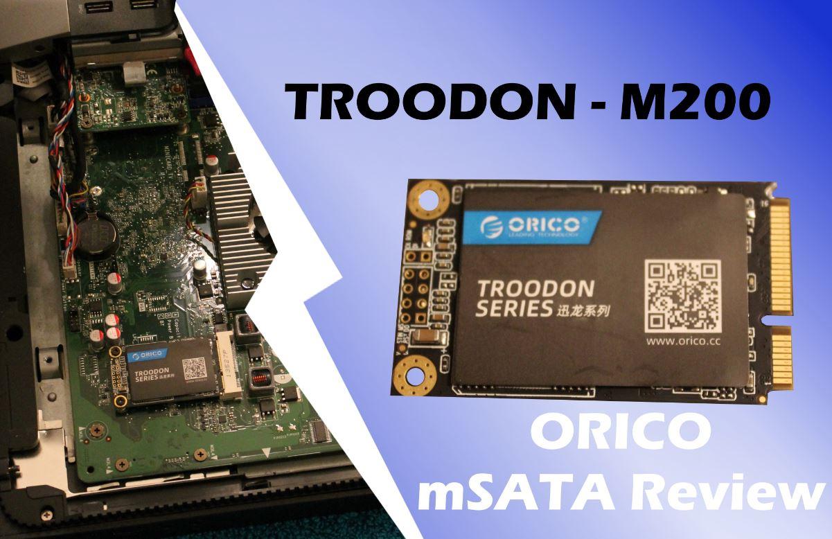 ORICO Troodon M200 mSATA