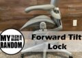 Herman Miller Aeron Forward Tilt Cover