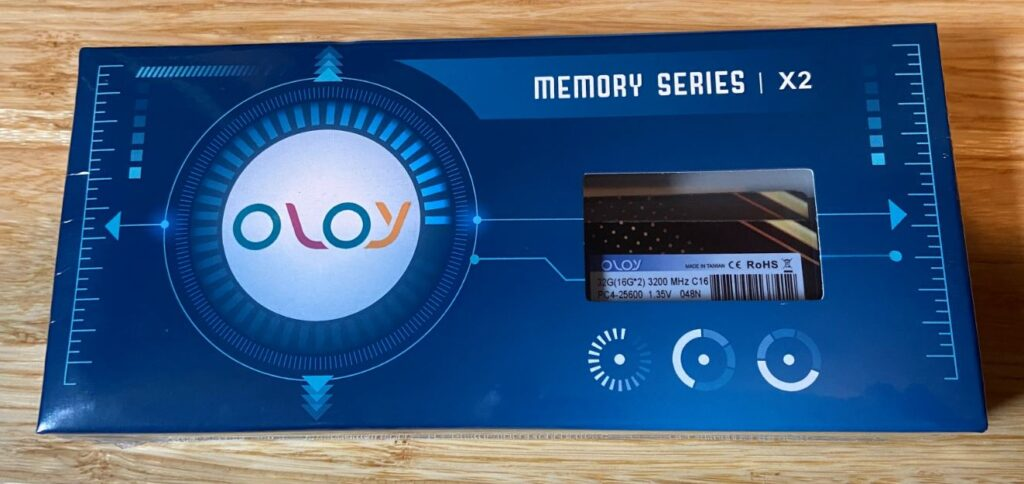 OLOy ram box front