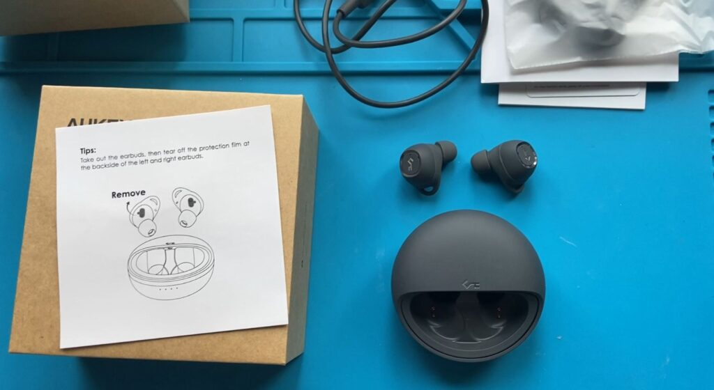 AUKEY-EP-T10(Upgraded) contents
